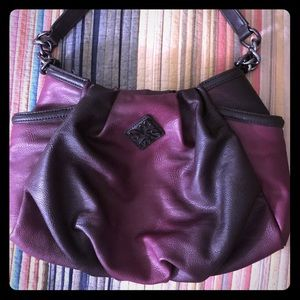 Purple Vera Wang Purse
